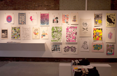 Exhibition :: Pulled at YES Cincinnati