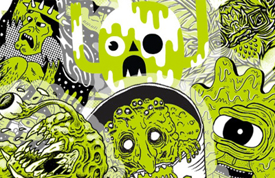 Lovenskate :: Toxic Wasters