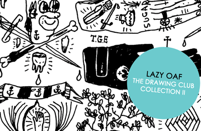 Lazy Oaf :: Drawing Club Collection 2