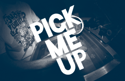 POP :: Pick Me Up Live T-Shirt Printing