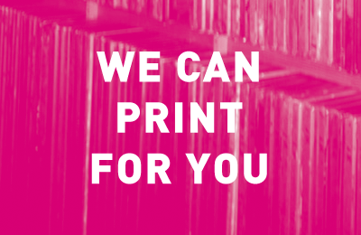 POP :: We can print for you!