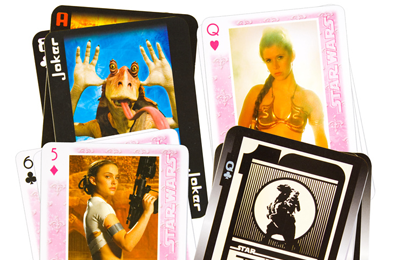 Official Star Wars Playing Cards
