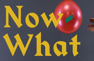Brighton Degree Show :: Now What