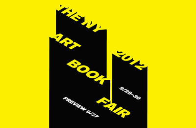 The NY Art Book Fair