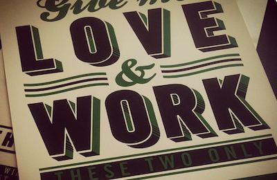 Love & Work Exhibition