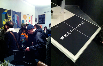 """What Next?"" Exhibition @ Beach Gallery"