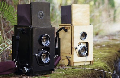 Build It Yourself- Wooden Camera