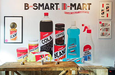 'B-Mart' by Toby Evans