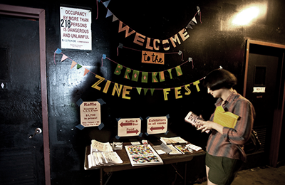 Brooklyn Zine Fest #2
