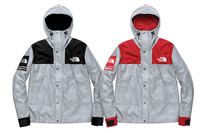 The North Face / Supreme Mountain Parka with 3M Shell