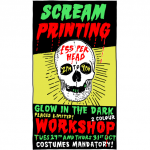 Print Club London :: Scream Printing