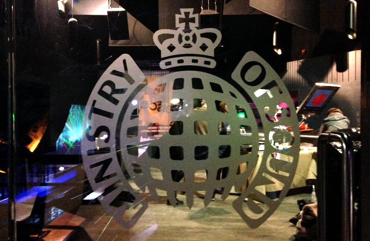 Ministry of Sound #GetTrashed