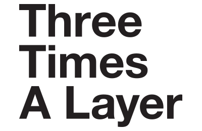 KOPIJ :: Three Times A Layer