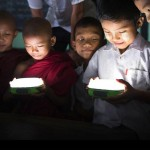 Cut Out the Darkness :: Solar Lantern Campaign by Panasonic