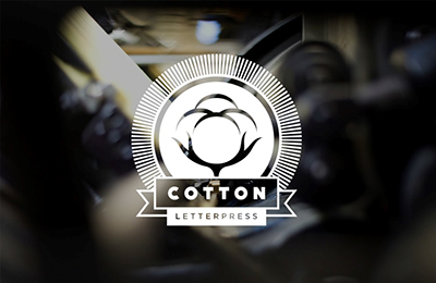 Cotton Letterpress