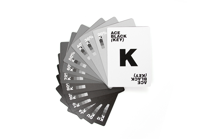 CMYK Playing Cards