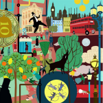 Serco Prize for Illustration 2014 :: London Stories