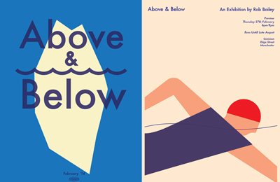 Above & Below :: An Exhibition by Rob Bailey
