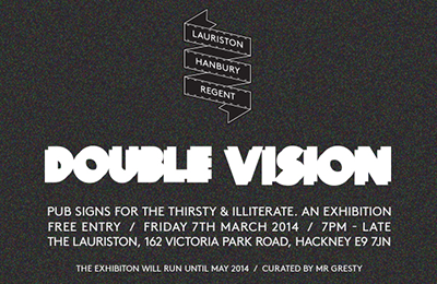 Double Vision | The Lauriston