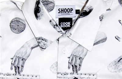 Shoop & Cookbook Magazine :: Collaborative shirt