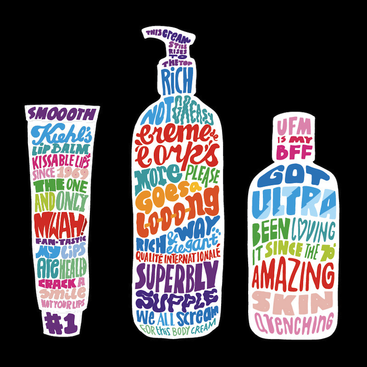 Kate Moross First Solo Exhibition