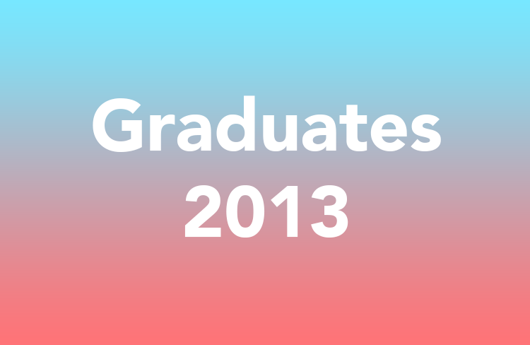 Graduate Awards 2013 Directors Picks People of Print POP LONDON Screenprint