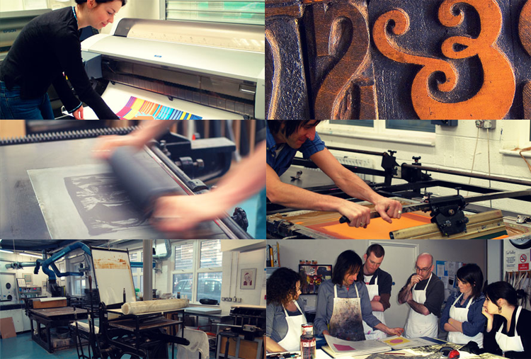 London Print Studio West London