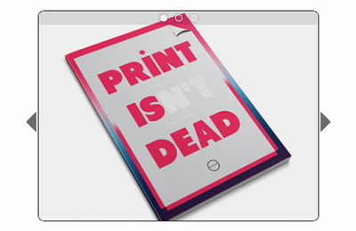 Competition | Win PRINT ISN'T DEAD Magazine