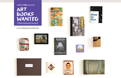 Art Books Wanted International Award 2014 :: Call for Entries