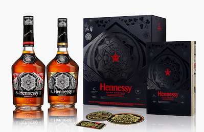 Hennessy x Shepard Fairey