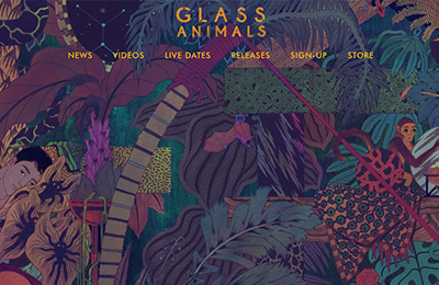 Micah Lidberg :: Glass Animals