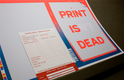 Print Isn't Dead | Press Pass at Pureprint