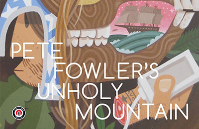 Pete Fowler's Unholy Mountain