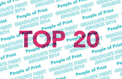 Graduate Print Awards 2014 | Top 20