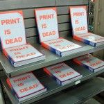 Print Isn't Dead Issue 1 Magazine Launch