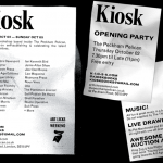Kiosk Bookshop | Art Licks Weekend