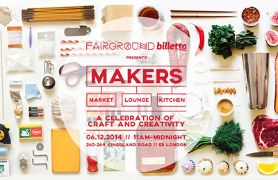 Fairground Presents :: Makers