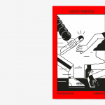 Gino Bud Hoiting X Lennard Kok :: 'Give and Go' zine
