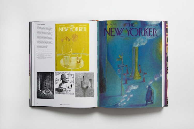 50 Years of Illustration - The New Yorker
