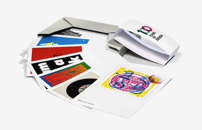 100 Years of AIGA Postcard Collection