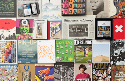QVED 2015 :: Editorial Design Conference Munich