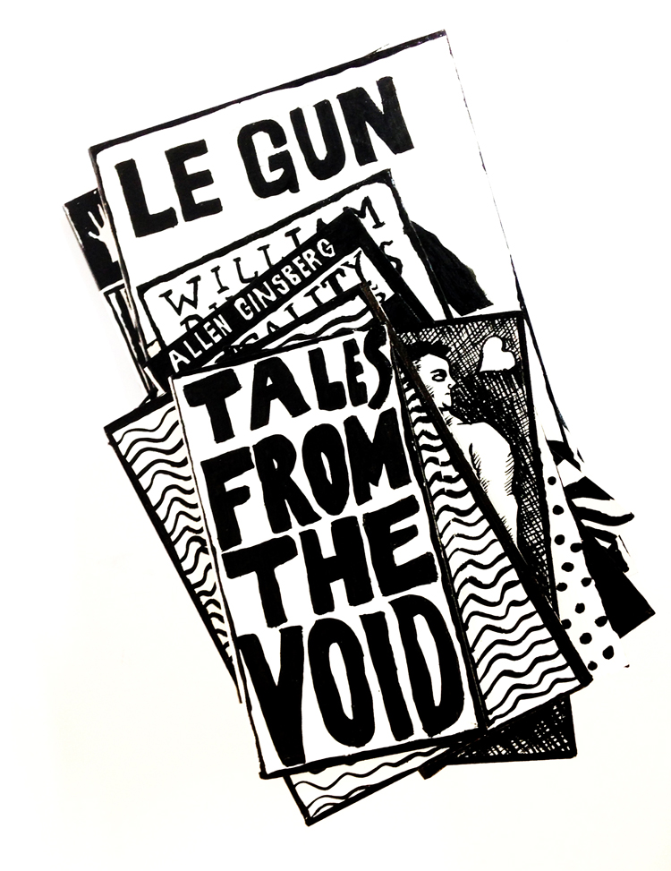 Le Gun Tales from the Void