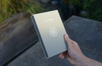 Flatland : A Modern Edition by Epilogue