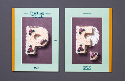 Printing Friends Issue No.8