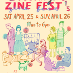 Brooklyn Zine Fest 2015