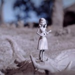 Chase Me :: The World's First 3D-Printed Film