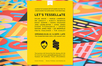 Let's Tessellate | LHR | Mr Gresty