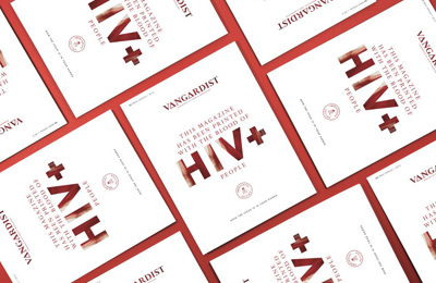 Vangardist Magazine :: The HIV+ Issue