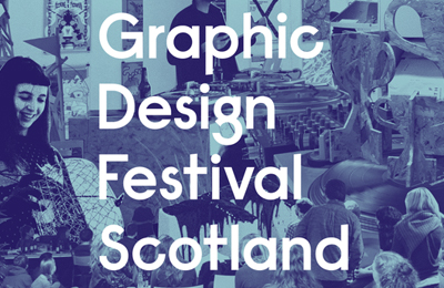 Graphic Design Festival Scotland 2015