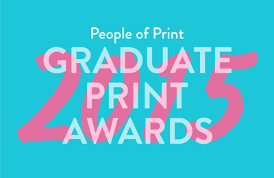 Graduate Print Awards 2015 | Prizes Announced